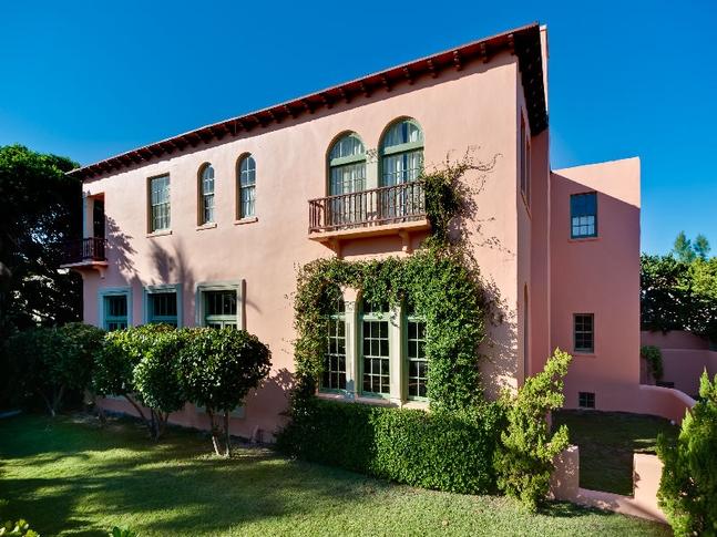 Palm Beach S La Casa Sin Nombre Architect Behind The
