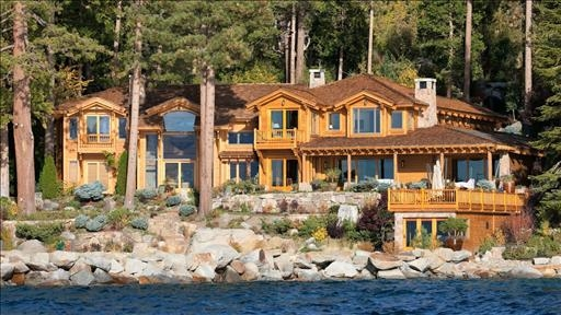 One of the Lake Tahoe Properties