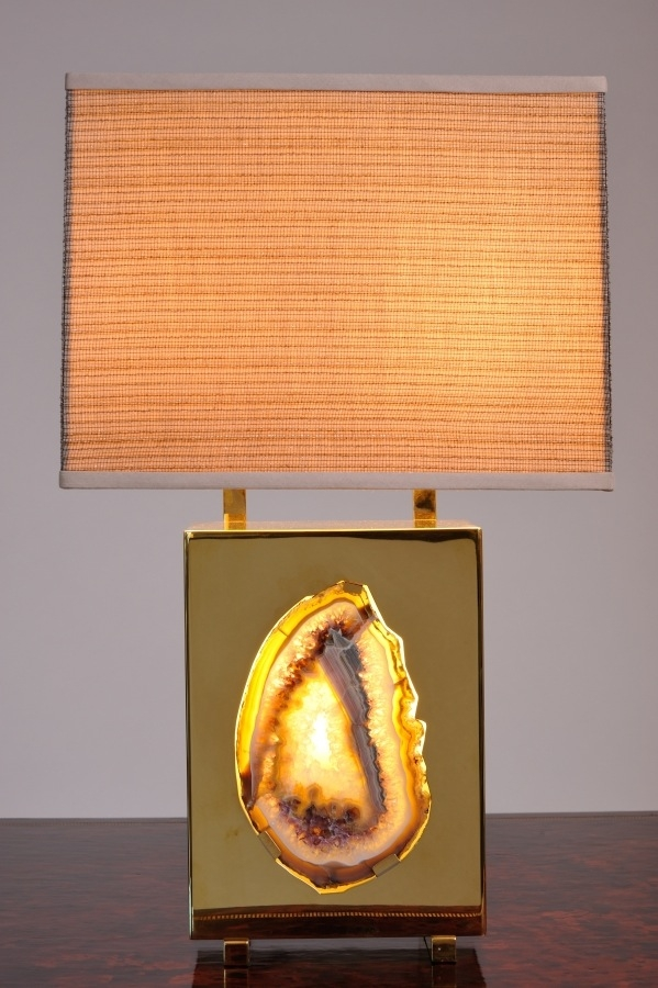 "Dragonette Private Label - Limited Edition ""Pedra"" Table Lamp"