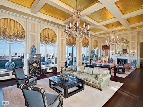 Steve Wynn's New York Apartment