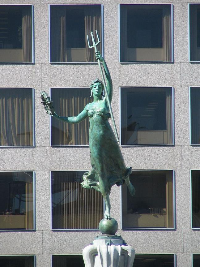Dewey Monument