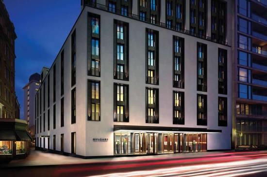 Bulgari Hotel &amp; Residences London