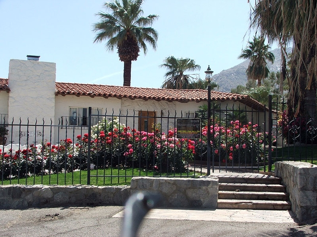 Elvis&#39;s Palm Springs House