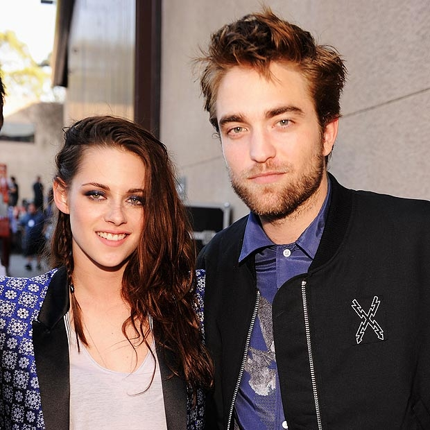 Robert and Kristen in Happier Times