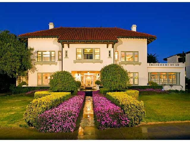 Spreckels Mansion Coronado
