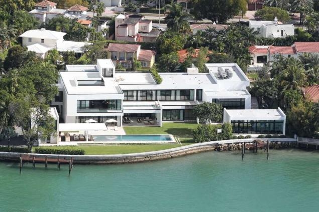 A-Rod&#39;s Miami House