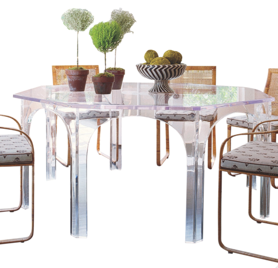 Dara Octagonal Dining Table