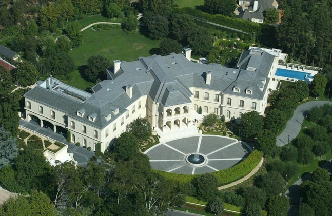 An $85 Million Los Angeles Mansion