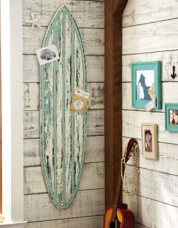 Image Result For Decorative Surfboards To Hang On Wall