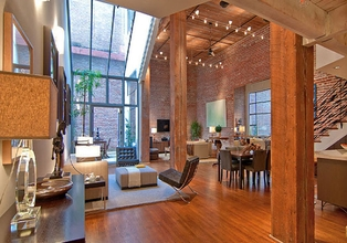 Loft in Legendary General Electric Building
