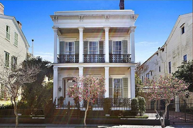 ... Garden District. NEW ORLEANS, Louisiana. A