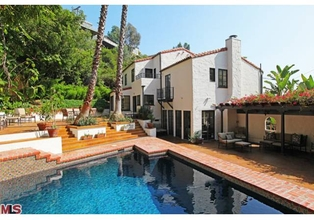 "Featured On the Cover of ""Secret Gardens of Hollywood and Private Oasis"""