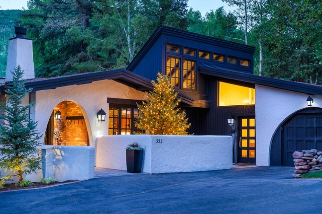 Award Winning Ski Home