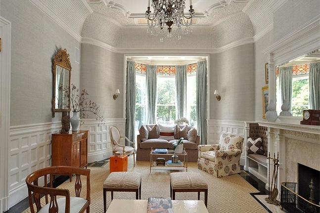 Flat Of The Hill Mansion Boston Massachusetts Luxury
