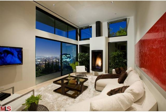 Cool Cul De Sac Pad On St Ives Los Angeles California