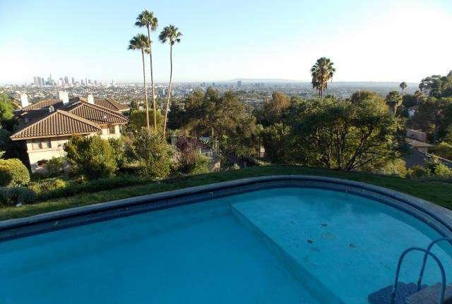 Los Feliz Landmark Los Angeles California Luxury Homes