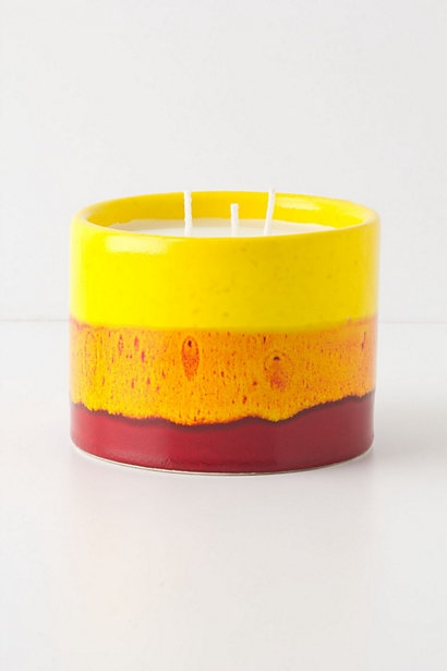 Citronella Candle Pot