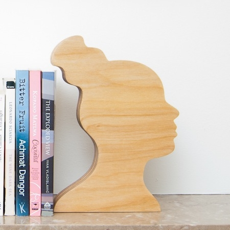 Silhouette Bookend